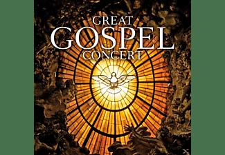 VARIOUS - GREAT GOSPEL CONCERT  - (CD)