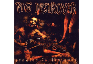Pig Destroyer - Prowler In The Yard  - (CD)