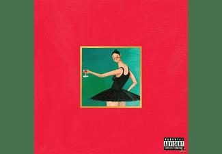 Kanye West - My Beautiful Dark Twisted Fantasy [CD]