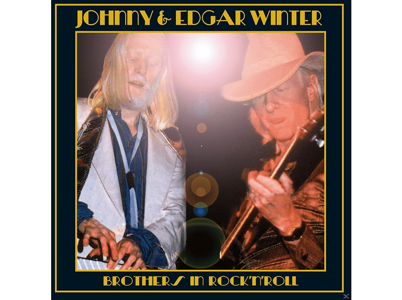 Edgar Winter, Johnny Winter - Brothers In Rock'n'Roll [CD]
