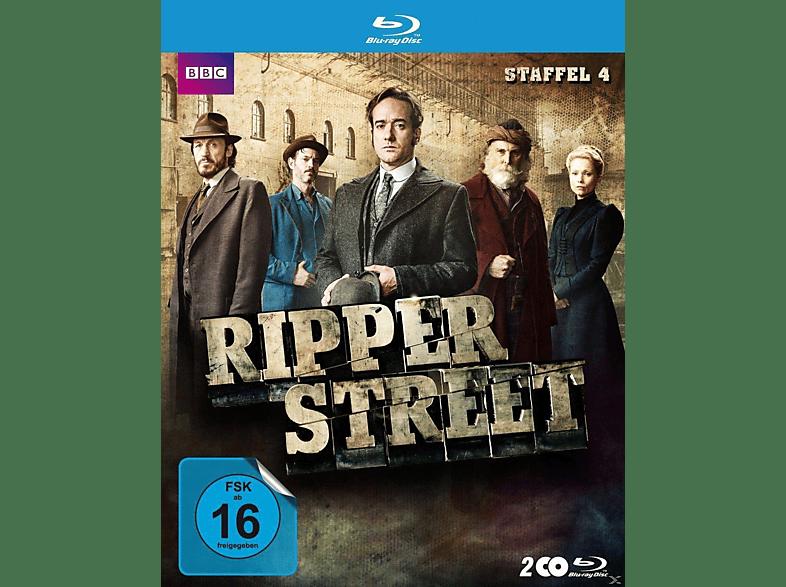 Ripper Street - Staffel 4 [Blu-ray]