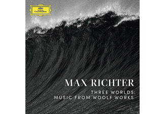 Max Richter - Three Worlds: Music From Woolf Works  - (Vinyl)
