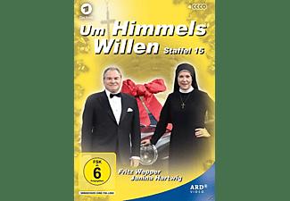 Um Himmels Willen-Staffel 15 DVD