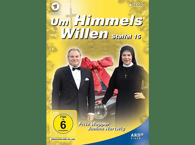 Um Himmels Willen-Staffel 15 [DVD]