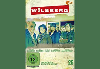 Wilsberg 26-Der Betreuer/Die fünfte Gewalt DVD