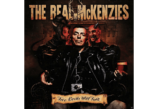The Real Mckenzies - Two Devils Will Talk  - (Vinyl)