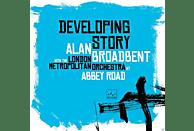 Broadbent Alan, The London Metropolitan Orchestra - Developing Story (Deluxe Heavyweight 2LP) [Vinyl]