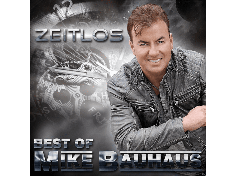 Mike Bauhaus - Zeitlos [CD]