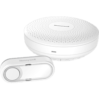 HONEYWELL DCR313S Türklingel, Honeywell-ActivLink™, Weiß