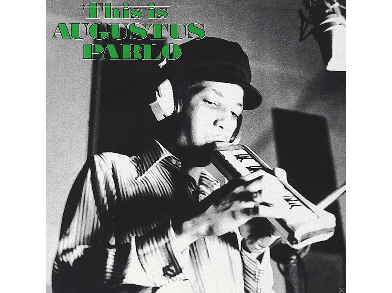 Augustus Pablo - This Is Augustus Pablo (Expanded) [CD]