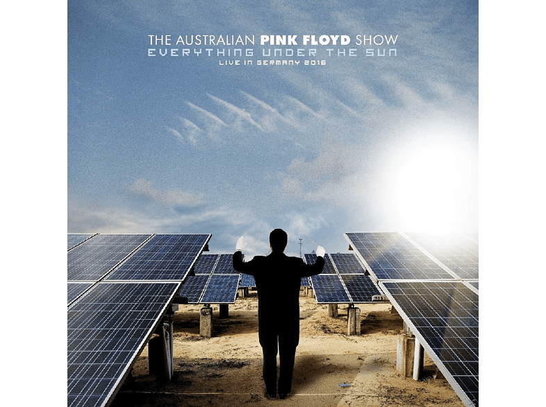 The Australian Pink Floyd Show - Everything Under The Sun-Live In Germany 2016 [CD]