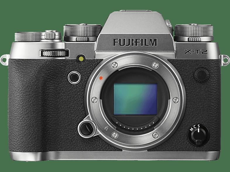 FUJIFILM X-T2 Body Systemkamera 24.3 Megapixel  , 7.6 cm Display  , WLAN