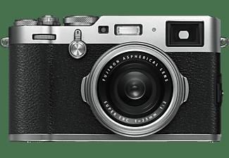 FUJIFILM X100F Digitalkamera Silber, LCD, WLAN