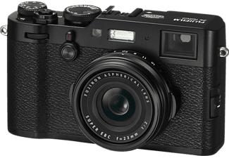 FUJIFILM X100F Digitalkamera Schwarz, 24.3 Megapixel, LCD, WLAN