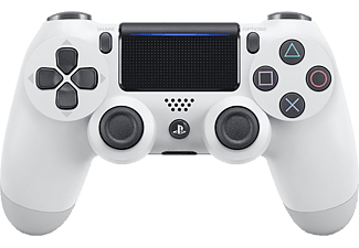PLAYSTATION Manette sans fil PS4 Dualshock 4 V2 Glacier White (9894650)