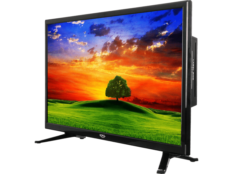 XORO HTC 2448 LED TV (Flat, 24 Zoll/60 cm, HD-ready, -)