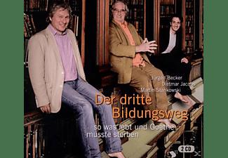 VARIOUS - Der Dritte Bildungsweg [Doppel-CD]  - (CD)