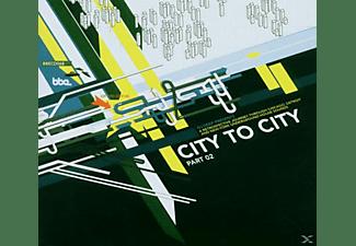 VARIOUS - CITY TO CITY 2 (DJ DEEP)  - (CD)