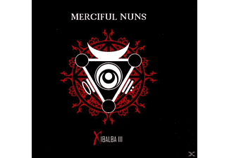 Merciful Nuns - Xibalba III  - (CD)
