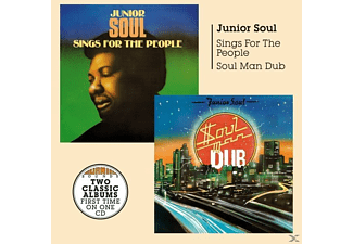 Junior Soul - Madness+Boat To Zion  - (CD)