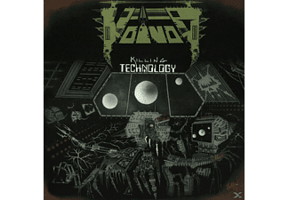 Voivod - Killing Technology  - (Vinyl)