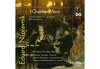 Spyros Piano Trio - Sämtliche Klaviertrios  - (SACD Hybrid)