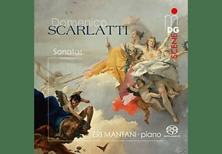 Eri Mantani - Sonaten  - (SACD Hybrid)