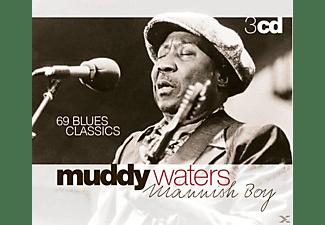 Muddy Waters - Mannish Boy  - (CD)