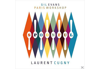 Gil Evans, Laurent Cugny, Paris Workshop - Spoonful  - (CD)