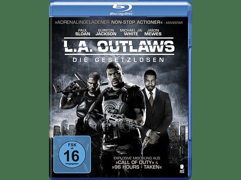 L. A. Outlaws - Die Gesetzlosen [Blu-ray]