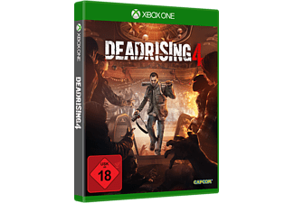 Dead Rising 4 (Standard Edition) - [Xbox One]