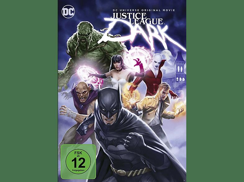 Justice League Dark [DVD]