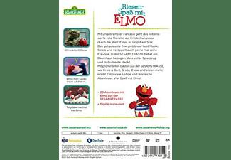 Sesamstrasse: Riesenspaß mit Elmo DVD