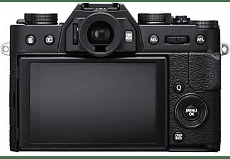 FUJIFILM X-T20+ XC15-45mm + XC50-230mm II Kit  Systemkamera 24.3 Megapixel mit Objektiv 15-45 mm, 50-230 mm F3.5-5.6 / F4.5-6.7, 7,6 cm Display, WLAN