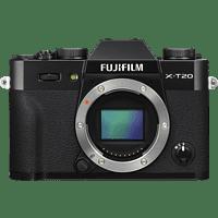 FUJIFILM X-T20 - Body Systemkamera 24.3 Megapixel  , 7.6 cm Display  , WLAN