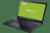 ACER Aspire F 15 (F5-573G-55ZD), Gaming-Notebook, Core™ i5 Prozessor, 512 GB SSD, GeForce GTX 950M, Obsidian Black