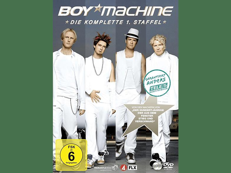 Boy Machine-Die Komplette - Staffel 1 [DVD]