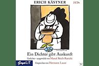 Erich Kästner - Ein Dichter Gibt Auskunft - (CD)