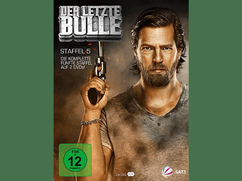 Der letzte Bulle-Staffel 5 (Basic-Version) [DVD]