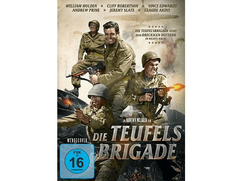 Die Teufelsbrigade [DVD]