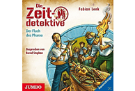 Die Zeitdetektive 36: Der Fluch des Pharao - (CD)