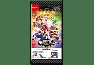 amiibo-Karten Mario Sports Superstars 5 Stück