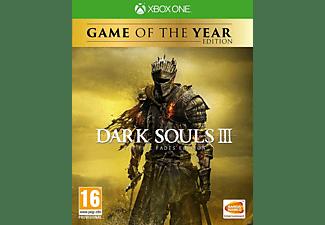 Xbox One Dark Souls Iii: The Fire Fades Ed.-Goty