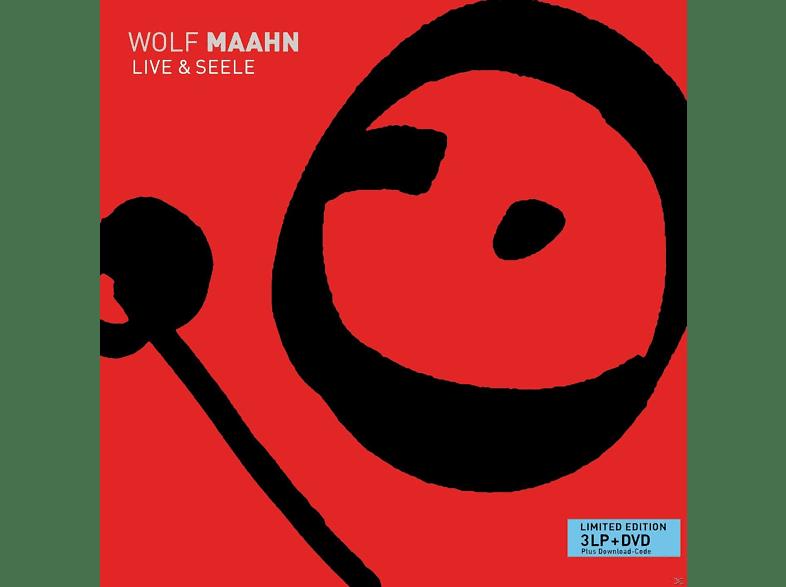 Wolf Maahn - Live Und Seele [LP + DVD Video]