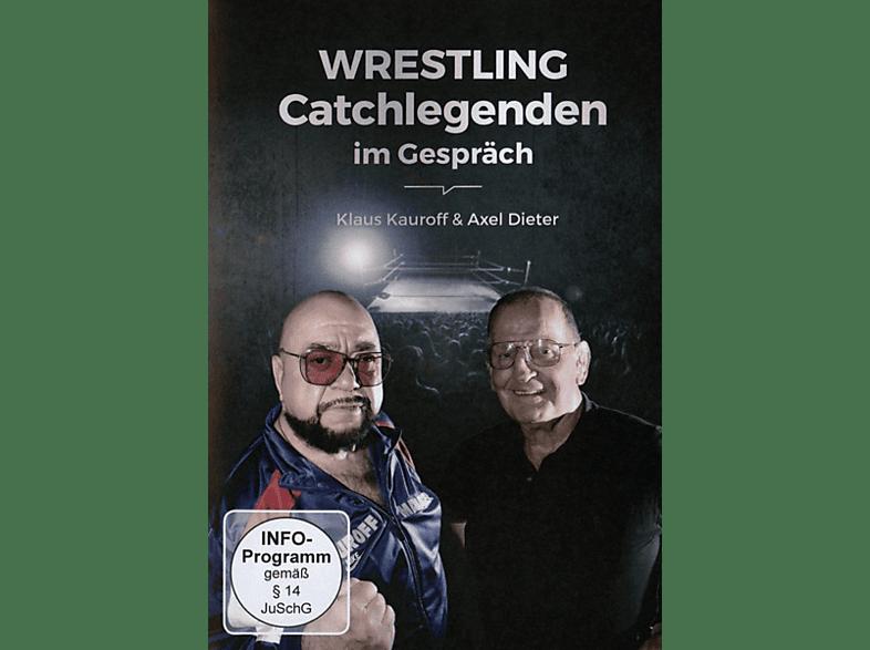 Wrestling-Catchlegenden im Gespräch - Klaus Kauroff & Axel Dieter [DVD]