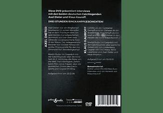 Wrestling-Catchlegenden im Gespräch - Klaus Kauroff & Axel Dieter DVD