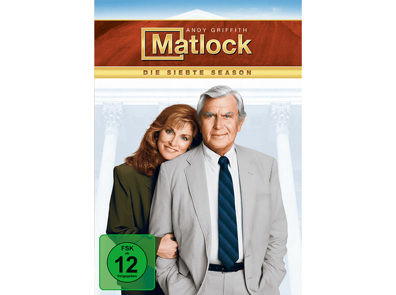 Matlock - Staffel 7 [DVD]