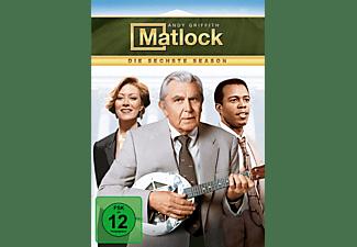 Matlock - Staffel 6 DVD