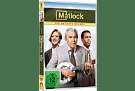 Matlock - Staffel 6 [DVD]