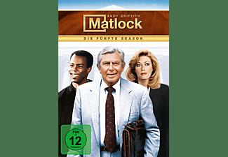 Matlock - Staffel 5 DVD